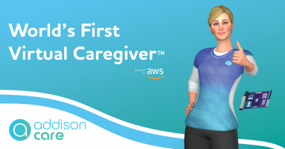 Amazon article about Addison Care