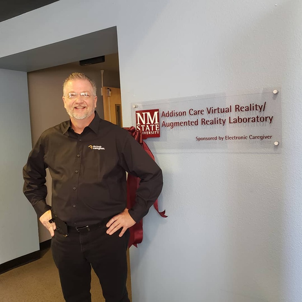 NMSU unveils Addison Care virtual reality research lab