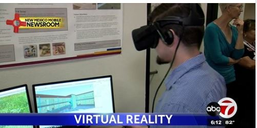 vr lab at nmsu provided by ecg